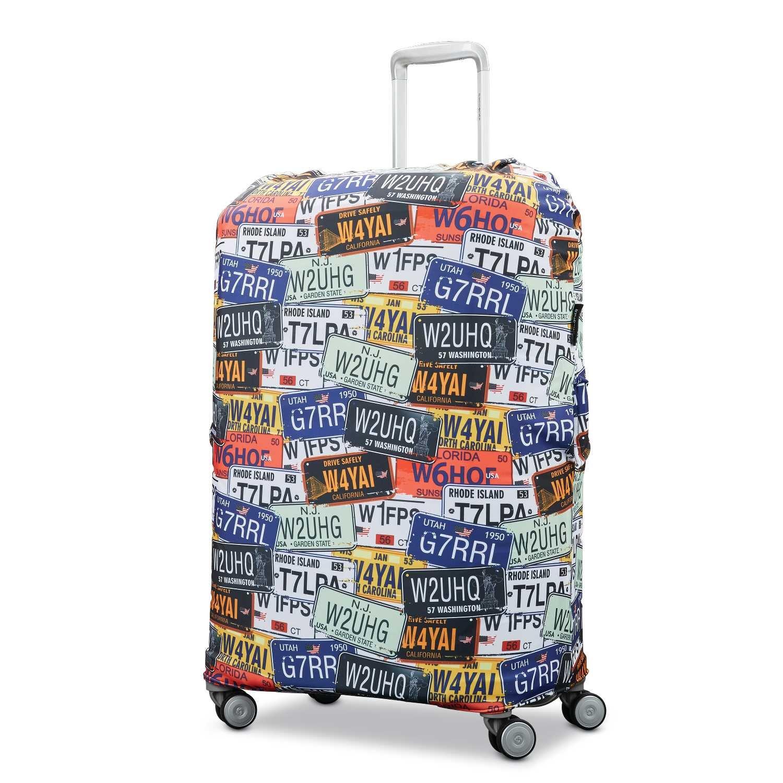 Samsonite Printed Luggage Cover Medium License