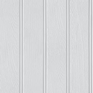 Arthouse, Tongue and Groove Wood Pannel Wallpaper, Grey