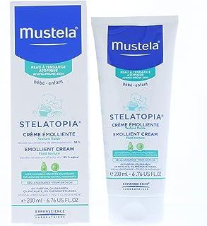 Mustela Stelatopia - Crema emoliente para piel atópica 200 ml