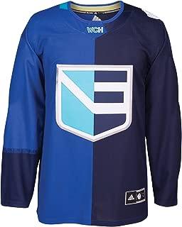 adidas Team Europe 2016 World Cup of Hockey Men's Premier Navy Jersey