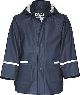 Playshoes 408638Unisex Children's Waterproof Rain Coat Rain Jacket