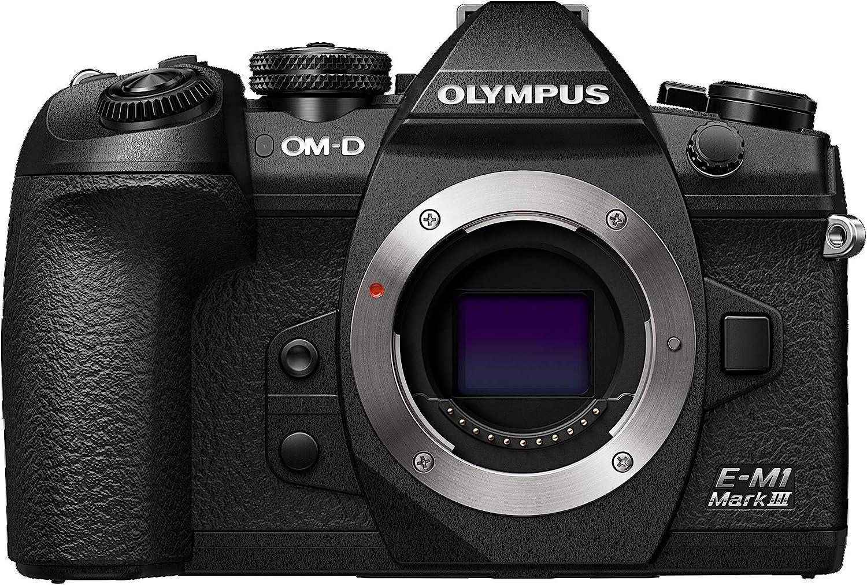 OLYMPUS OMD EM1 Mark III DSLR Camera