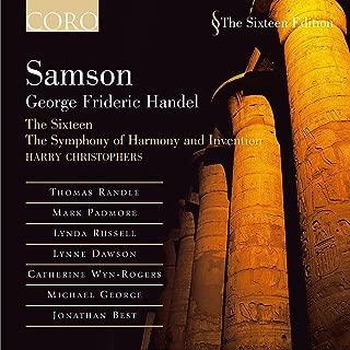 Air: Total eclipse!: Handel: Samson