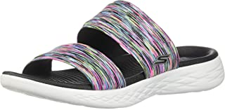 Skechers Women's On-The-go 600-Bedazzling Slide Sandal