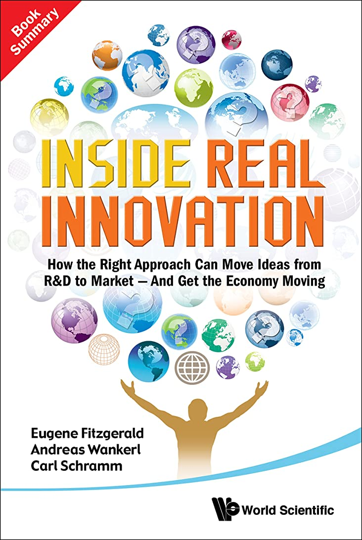 対処海峡アグネスグレイInside Real Innovation (Book Summary) (English Edition)