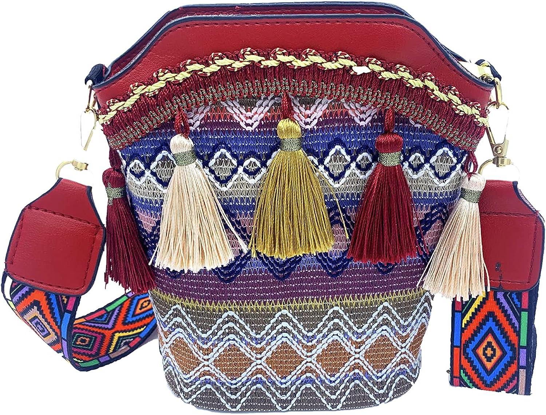 depot Tengxi National style women's bag Max 73% OFF Gir Shoulder fashion Bag woven