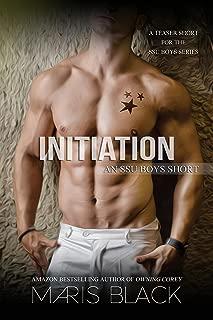 Initiation (SSU Boys Book 1) (English Edition)