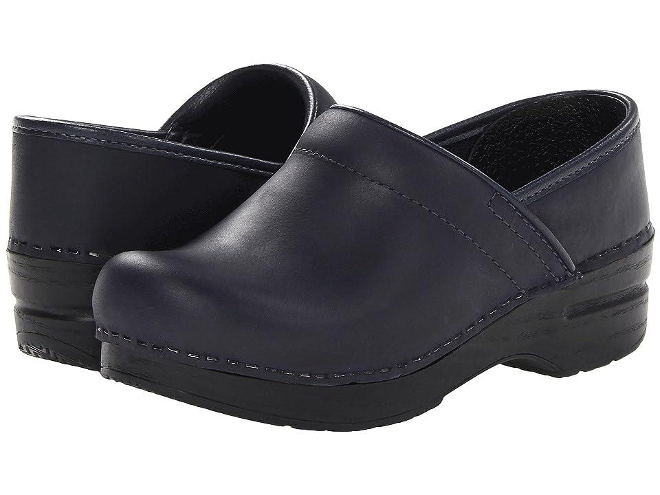 Dansko Professional (Blueberry Oiled) Clog Shoes