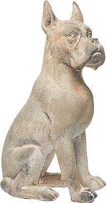 Better & Best Decorative Figure, Model: 2501390, Resin, Grey, Single