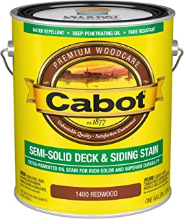 cabot redwood solid stain