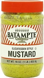 Ba Tampte Mustard, 16 Ounce