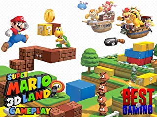 Clip: Super Mario 3D Land Gameplay - Best of Gaming!