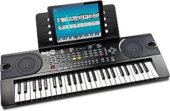 RockJam (RJ549) 49-Key Portable Electric Keyboard Piano With