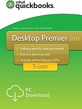 Intuit QuickBooks Desktop Premier 2017 - 5-user