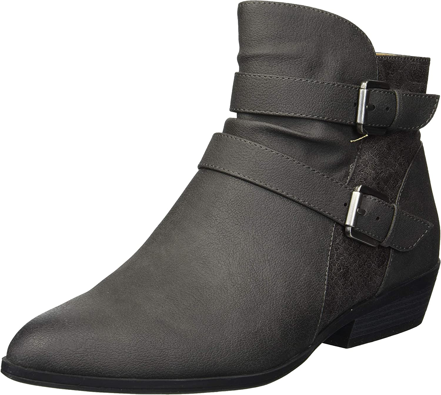 SOUL Naturalizer Womens Heart Ankle Boot