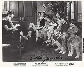 DEBBIE REYNOLDS as JANICE COURTNEY in 1963 FILM