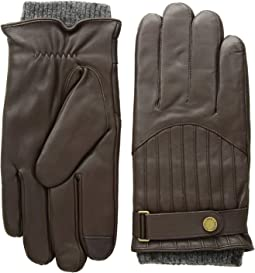 Quilted Racing Gloves
