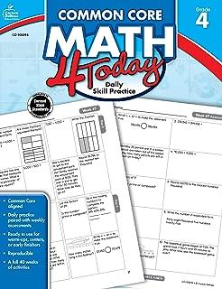 Common Core Math 4 Today, Grade 4 (Common Core 4 Today)