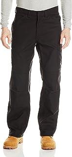 Red Kap Men`s Double Knee No-Scratch Shop Pants