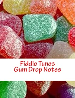 Fiddle Violin Sheet Music - Gum Drop Notes: Scales Aren't Just a Fish Thing - Igniting Sleeping Brains through Music