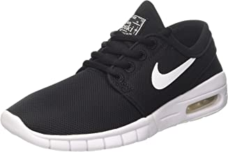 Nike Air SB Stefan Janoski Max (GS) Sneaker Black/White