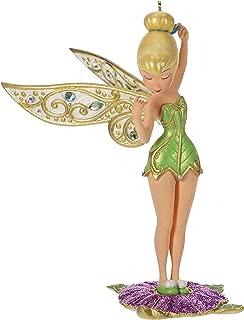 Hallmark Keepsake Christmas Ornament 2019 Year Dated Disney Peter Pan Tinker Bell, Metal