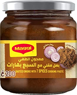 Maggi Sauteed Onions With 7 Spices Cooking Pastes