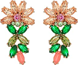 Kate Spade New York - Flora Ear Pin Earrings