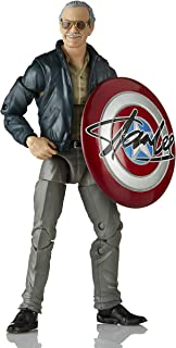 Marvel Legends Series Figura de 6 Pulgadas de Stan Lee