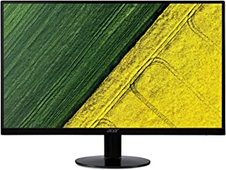 Acer 23.8-Inch 1920 x 1080 Full HD IPS Monitor, SA240