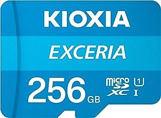 microSDXCカード 256GB KIOXIA UHS-I U1 キオクシア オリジナルSDアダプタ付 並行輸入品(旧東芝メモリ製品)