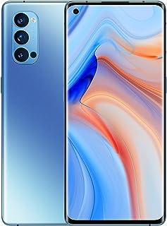 OPPO Reno4 Pro 5G - 12GB + 256GB Snapdragon 765G 6.55 inch 4000mAh 48MP Camera Sim Free Android 10 Dual SIM Smartphone- Blue