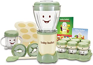 Sistema de cuidado para bebé Baby Bullet de Magic Bullet