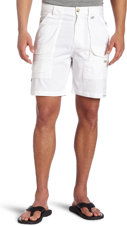 Columbia Men's Bonehead Short,White,40-8