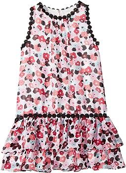 Kate Spade New York Kids - Blooming Floral Dress (Toddler/Little Kids)