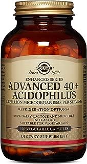 Best solgar advanced 40+ acidophilus Reviews