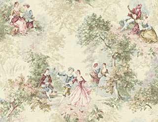 Best pink and green toile Reviews