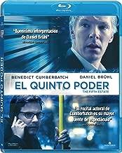 El Quinto Poder (Blu-Ray) (Import Movie) (European Format - Zone B2) (2014) Benedict Cumberbatch; Daniel Brhl [Blu-ray]