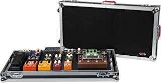 Gator Cases G-TOUR Series Guitar Pedal board with ATA Road Case, Wheels and Pull Handle; Extra Large: 32