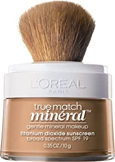 L'Oréal Paris True Match Loose Powder Mineral Foundation, Creamy Natural, 0.35 oz. Amazons's 10 Best-selling products in Australia, 100 best-selling products Amazon, Amazon.com.au