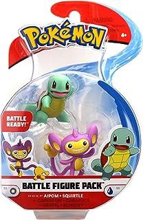 Pokemon Pack de Figuras de Combate Modelos Surtidos (BIZAK 63227221)