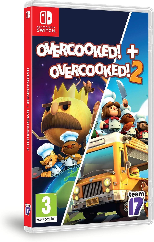 Pack: Overcooked! + Overcooked! 2