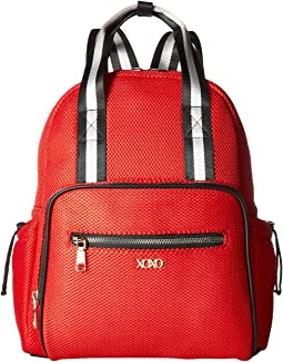 Sporty Mesh Backpack