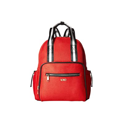 XOXO Sporty Mesh Backpack (Red) Backpack Bags
