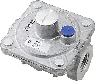 Maxitrol RV48L Natural Gas Pressure Regulator, 1/2