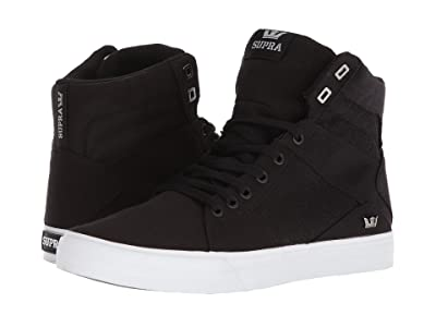 Supra Aluminum (Black/White) Men