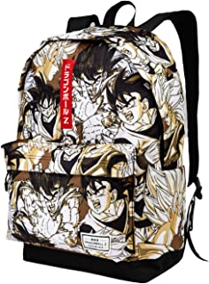 Dragon Ball Vintage-Mochila Freetime HS 1.1, Multicolor
