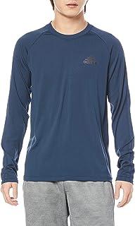 [アディダス] 長袖 Tシャツ エアロニット デザインド トゥ ムーブ スポーツ シームレス 長袖Tシャツ 42457 メンズ
