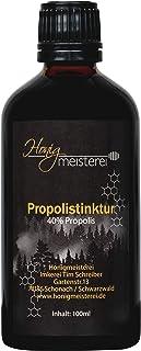 Honigmeisterei Propolis Tinktur 100ml mit 40% natürlichem Propolis, in bester Qualität direkt vom Hersteller/aus Schwarzwälder Imkerei, Propolis Tropfen ohne Zusatzstoffe