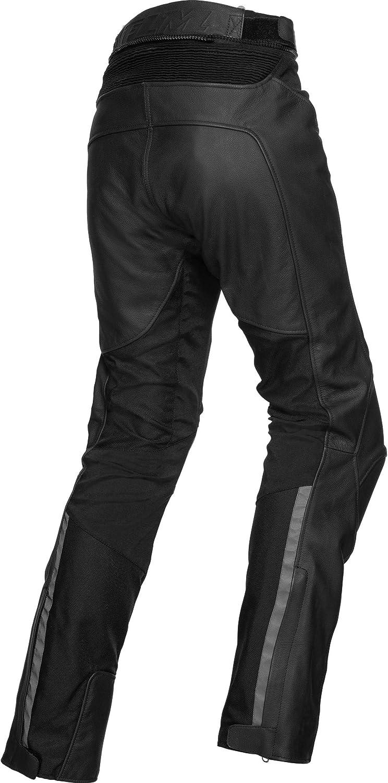 Flm Motorradhose Touren Damen Leder Textilhose 3 0 Tourer Ganzjährig Leder Textil Bekleidung